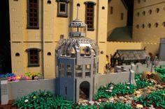 Hogwarts Comes To Life In This Incredible 400,000-Brick LEGO Diorama | Kotaku Australia