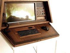 Sputnik 0667 PC Casemod Goes Retro