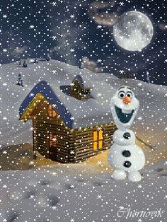 Cartoon Gifs, Cartoon Characters, Fictional Characters, It's Snowing, Gif Photo, Winter Time, Snowmen, Winter Christmas, Snoopy
