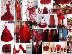 Red Stylish Chic!