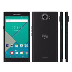 BlackBerry Priv STV100-2 32GB GSM Factory Unlocked Android Smartphone - Black