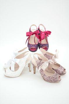 Zapato Glitter Lazada 89,95€