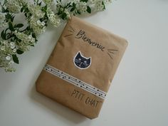 Paquet cadeau DIY assorti au cadeau intérieur Bags, Midget Cat, Wrapping, Cards, Handbags, Bag, Totes, Hand Bags