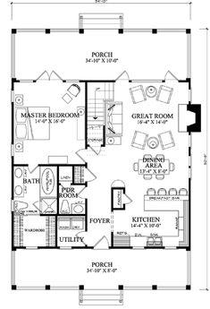 House Layout Plans 50 gaj area house layout plan - gharexpert | plan 1