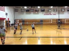Serve or Die Volleyball Drill - YouTube