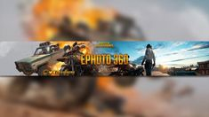 Youtube Banner Backgrounds, Youtube Banners, Lion Head Logo, Game Effect, Banner Background Images, Crop Image, Banner Template, Cover Design, Game Art