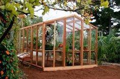 I want a greenhouse.