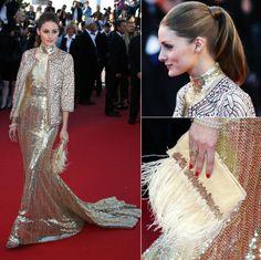 olivia palermo 2014 images | Figurinos de Sucesso: Red Carpet: Festival de Cannes 2013 - Décimo ...
