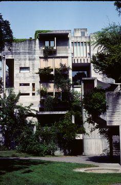 Atelier 5, Brunnadern housing complex, Bern