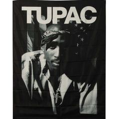 Tupac Head On Poster Flag  #tupac #rockabilia #merchandise #licensedmerchandise #merch #posterflags #metal #rock #bands