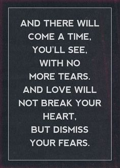 Of love and fears  #positive #inspiration #love #quote