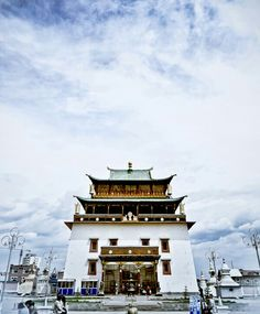 Monastère Gandan