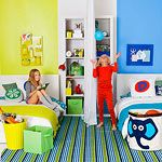 Happy Home: 2 Kids, 1 Room: Divide and Conquer! (via Parents.com)