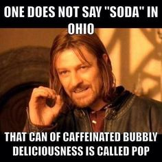 Or Western PA... But we need to have a conversation about this. ;)
