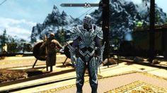 mythril armour | Displaying 17> Images For - Tyrael Armor Skyrim...