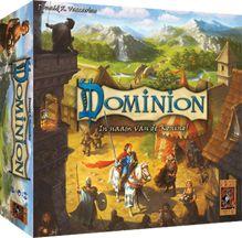 Dominion was winnaar van Spiel des Jahres 2009