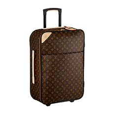 Travel in style! If only I could afford it all...luggage, in flight, beauty, and the destination.