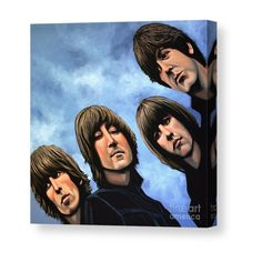 Shop for beatles art from the world's greatest living artists. All beatles artwork ships within 48 hours and includes a money-back guarantee. Choose your favorite beatles designs and purchase them as wall art, home decor, phone cases, tote bags, and more! Beatles Art, John Lennon Beatles, Beatles Photos, Heavy Metal, Rubber Soul Beatles, El Rock And Roll, Thing 1, Soul Art, Canvas Prints