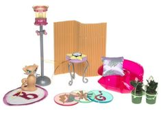 Amazon.com: Lil' Bratz Stylin' Space - Beauty Bedroom Accessory Pack: Toys & Games