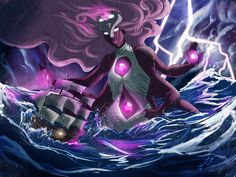 Temple Fusion saving poor humans from the raging sea