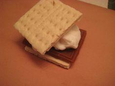 Toasty Campfire Treat Soap. $3.89, via Etsy.