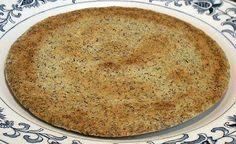 Low-Carb Pizza Crust Recipe via @SparkPeople