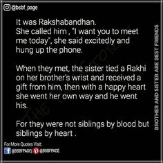 Tag-mention-share with your Brother and Sister Brother And Sister Relationship, Brother Sister Quotes, Her Brother, Birthday Cake For Brother, Sibling Quotes, Give It To Me, Love You, Happy Heart, Attitude Quotes