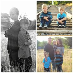 Family Photography / Brothers