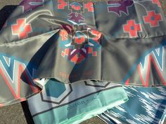 Cotton + Quill fabric for Silk Scarves - A Must-Have for Fall!