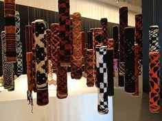 Tongan / New Zealand artist Sopolemalama Filipe Tohi