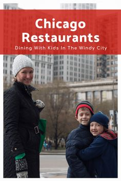 Dining With Kids In Chicago - Oh My! Omaha
