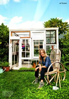 Lucy Marr Glasshouse