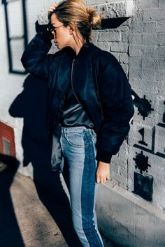 Wondering how to wear denim? We're showing you four different ways to style it using things you already have in your wardrobe - perfect for any occasion!