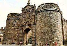 City Walls Gate, Toledo, Spain