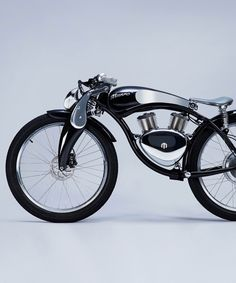 the munro motor 2.0 fuses an eBike with a motorcycle