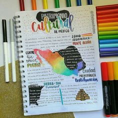Image about school in study // notes by 𝒟𝒶𝓃𝒾 on We Heart It Bullet Journal Notes, Bullet Journal School, Bullet Journal Ideas Pages, Bullet Journal Inspiration, Pretty Notes, Cute Notes, Good Notes, College Notes, School Notes