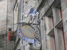 """Crêperie """"Café Breton"""" Rochefort en terre"""