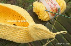 BLOG SOBRE MANUALIDADES .CROCHET ,RECICLAJE, ARTE PARA NINOS Crochet Chicken, Easter Crochet Patterns, Craft Work, Crochet Lace, Straw Bag, Knitted Hats, Reusable Tote Bags, Knitting, Crafts