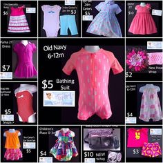 Baby Girl Heaven has the most adorable styles.  We add new items daily so be sure to check often.  https://baby-girl-heaven.myshopify.com