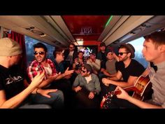 The Ten Tenors | Back of the Bus: Uptown Funk - YouTube