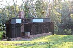 Pottsville Boat House   Myers Ellyett