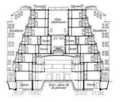 17 Meilleures Images Du Tableau Henri Sauvage Architects