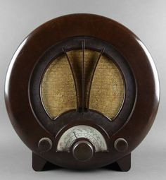 RARE Ekco AD75 Art Deco Radio British Bakelite Am Shortwave | eBay