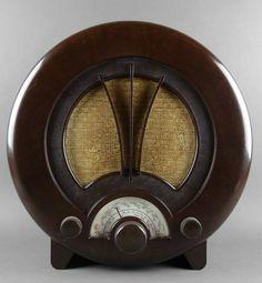 RARE Ekco AD75 Art Deco Radio British Bakelite Am Shortwave | eBay