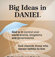 Big Ideas in Daniel Bible Study Notebook, Scripture Study, Bible Prayers, Bible Scriptures, Quick View Bible, Bibel Journal, Bible Notes, Bible Knowledge, Bible Teachings