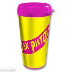 Sex Pistols - Travel Mug