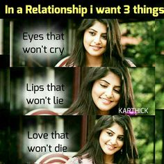 From u hari Girly Quotes, True Quotes, Qoutes, Fantastic Quotes, Best Love Quotes, Love Quotes In Telugu, Single Girls, Favorite Movie Quotes, Broken Relationships