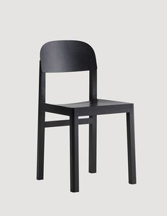 The Workshop Chair is a new dining chair from danish designer Cecilie Manz, for Muuto. The chair comes in Oak, Oregon Pine and black to suit the simple lines of nordic design.