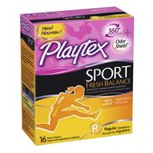 Playtex Sport Fresh Balance!