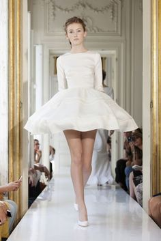 Vestido de noiva curta